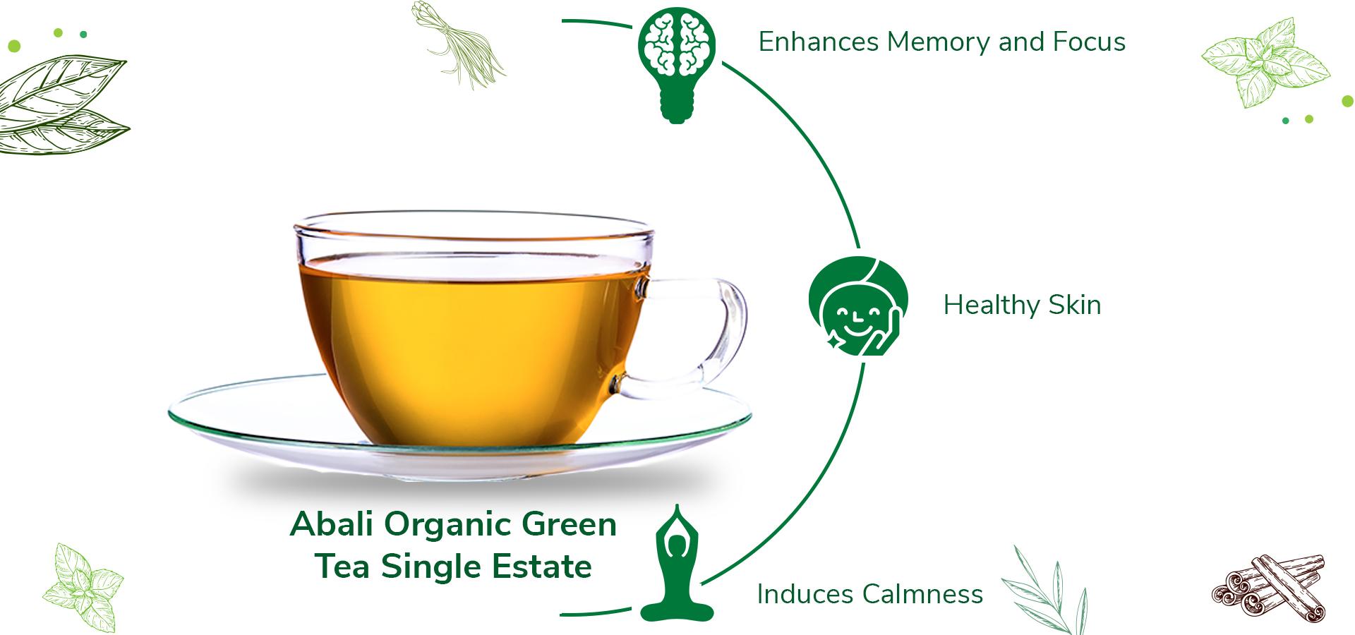 Abali Organic Green Tea