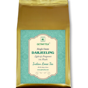 Single Estate Darjeeling Tea First Flush-250g