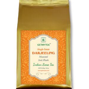 Single Estate Darjeeling Tea 2nd Flush-250g