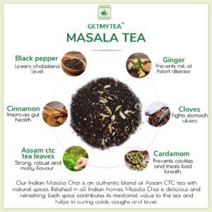 Masala Chai Tea-250g