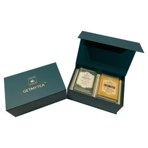 Getmytea Assam Orthodox & Earlgrey Tea Set - 100g x 2